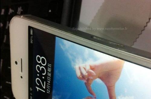 iPhone 5 dễ dàng bị uốn cong - 7