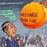 Tin tức trong ngày - Thế giới 2012 qua tranh biếm