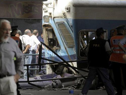 Những thảm họa TNGT trên thế giới năm 2012 - 2