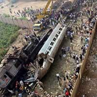 Những thảm họa TNGT trên thế giới năm 2012