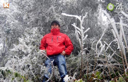 Băng tuyết phủ trắng Sa Pa ngày cuối năm - 11