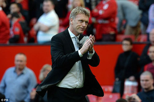 """Moyes vẫn sẽ """"trường sinh"""" ở Old Trafford - 1"""