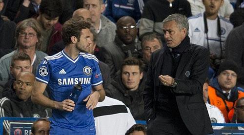 Steaua–Chelsea: Mourinho cần Mata - 1