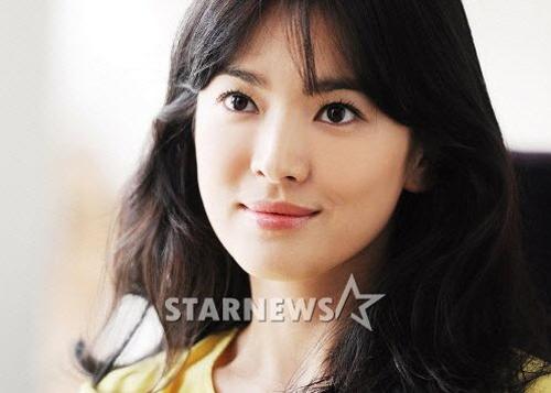 """Song Hye Kyo sắp """"làm mẹ"""" - 1"""