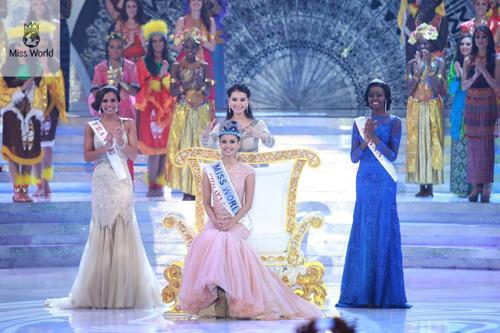 Mỹ đệ đơn phản đối kết quả Miss World - 1