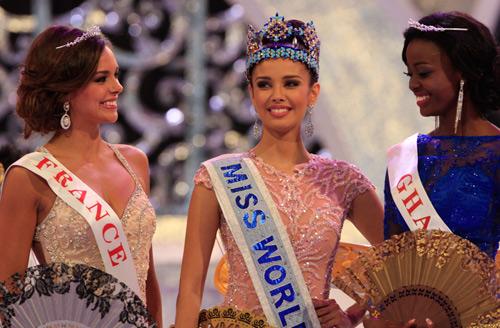 Mỹ đệ đơn phản đối kết quả Miss World - 4
