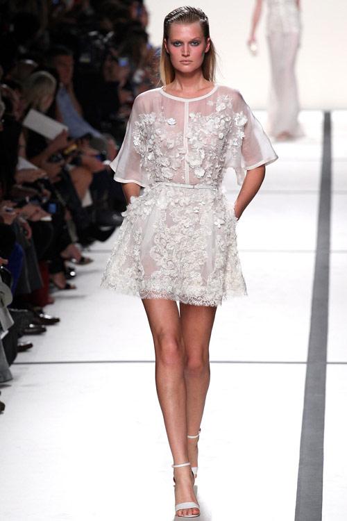 Elie Saab: Nghệ nhân dệt ren và hoa! - 20