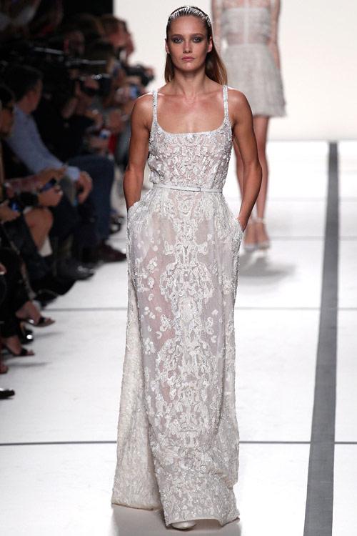 Elie Saab: Nghệ nhân dệt ren và hoa! - 7