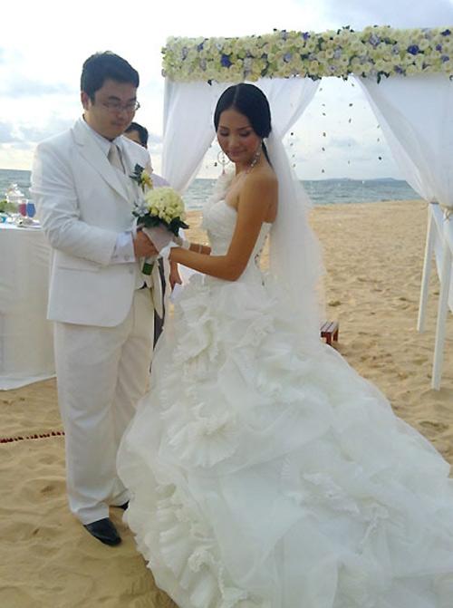 Muôn màu cảnh cưới hỏi của sao Việt - 2