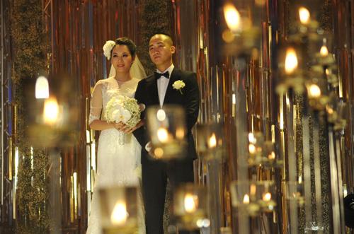 Muôn màu cảnh cưới hỏi của sao Việt - 15