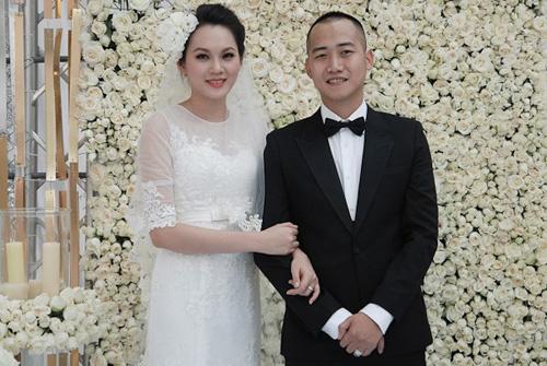 Muôn màu cảnh cưới hỏi của sao Việt - 13