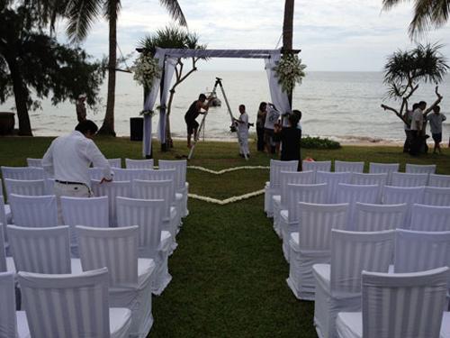 Muôn màu cảnh cưới hỏi của sao Việt - 3