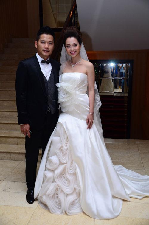 Muôn màu cảnh cưới hỏi của sao Việt - 10