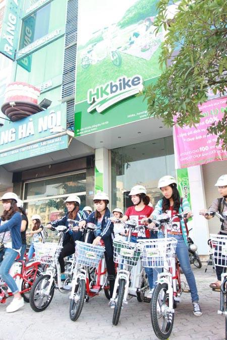 Phụ huynh lựa chọn xe đạp điện HKbike vì an toàn - 2