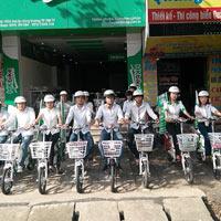 Phụ huynh lựa chọn xe đạp điện HKbike vì an toàn
