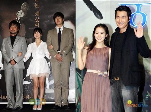 Sự thật chiều cao của Bi Rain, Kim Tae Hee - 2