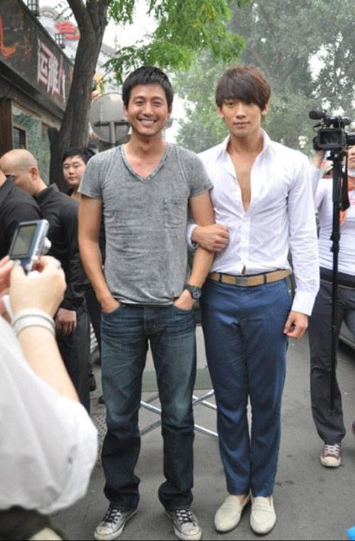 Sự thật chiều cao của Bi Rain, Kim Tae Hee - 5