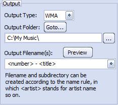 Chép nhạc CD vào máy tính với FairStars CD Ripper - 4