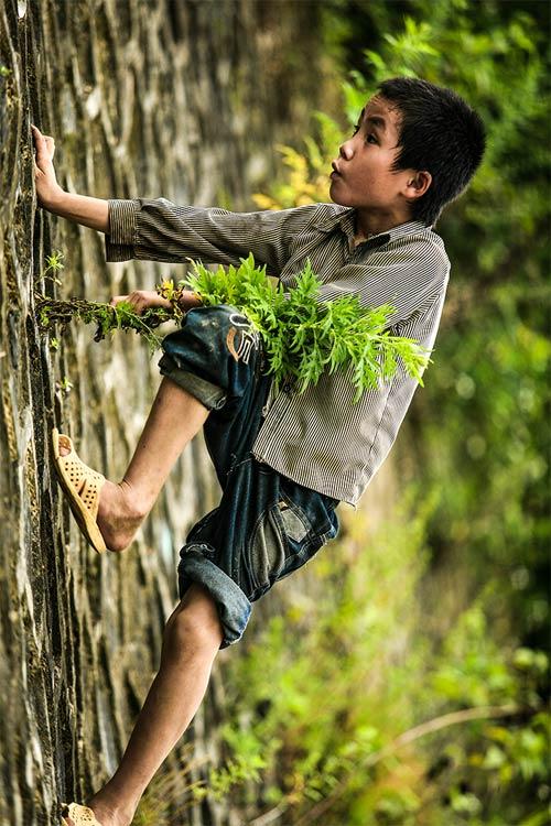 Nụ cười hồn nhiên của trẻ em Mù Cang Chải - 3