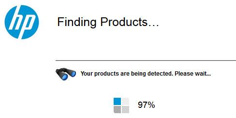 Tự động dò tìm driver cho laptop HP - 3