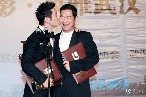 Bỏng rẫy nụ hôn đồng giới sao Hoa ngữ - 4