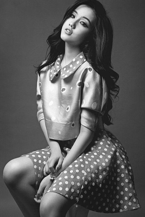 Vẻ đẹp lả lơi của hot girl Mie - 1