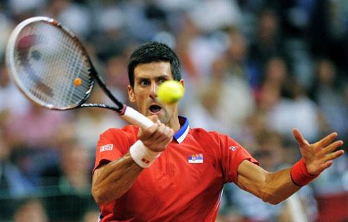 Djokovic - Rosol: Hiệu lệnh khai màn (V1 China Open) - 1