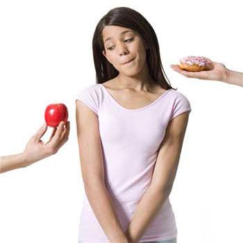 7 cách hạn chế cơn thèm ăn khi giảm cân - 1