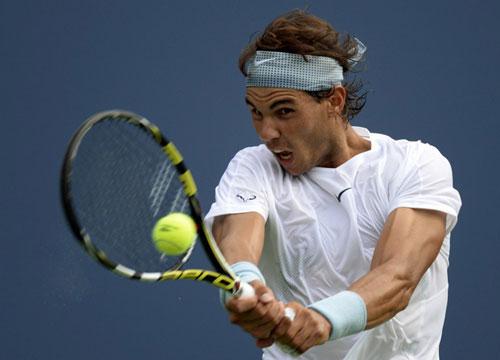 Nadal - Giraldo: Đôi công quyết liệt (V1 China Open) - 1