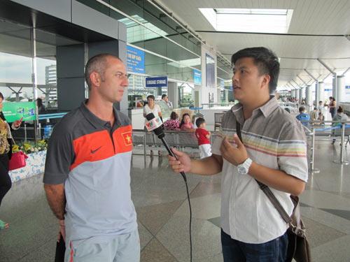 """U19 VN đi Malaysia để """"vươn ra biển lớn"""" - 3"""