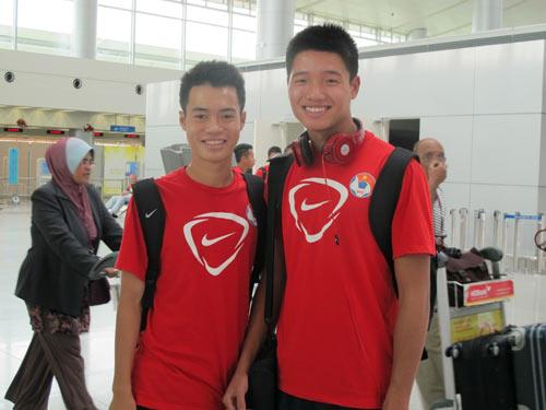 """U19 VN đi Malaysia để """"vươn ra biển lớn"""" - 4"""