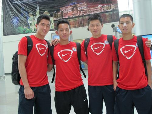 """U19 VN đi Malaysia để """"vươn ra biển lớn"""" - 5"""