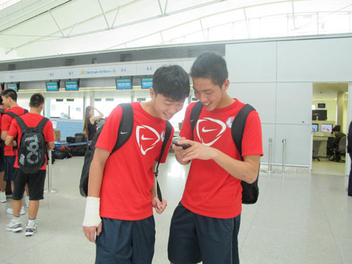"""U19 VN đi Malaysia để """"vươn ra biển lớn"""" - 6"""