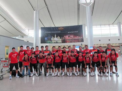 """U19 VN đi Malaysia để """"vươn ra biển lớn"""" - 1"""