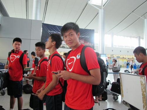 """U19 VN đi Malaysia để """"vươn ra biển lớn"""" - 8"""
