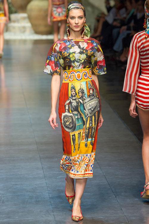 Dolce & Gabbana đã thực sự cạn ý tưởng? - 1