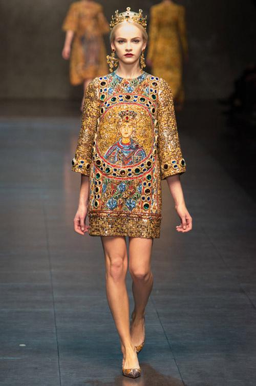 Dolce & Gabbana đã thực sự cạn ý tưởng? - 2