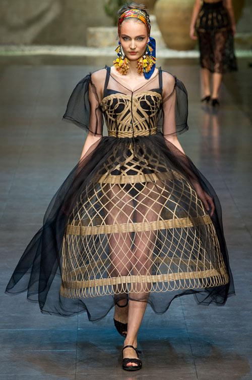 Dolce & Gabbana đã thực sự cạn ý tưởng? - 3
