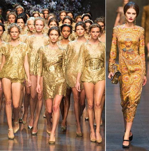 Dolce & Gabbana đã thực sự cạn ý tưởng? - 4