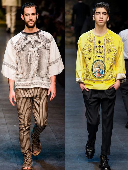 Dolce & Gabbana đã thực sự cạn ý tưởng? - 7