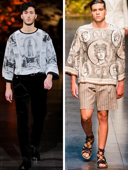 Dolce & Gabbana đã thực sự cạn ý tưởng? - 8