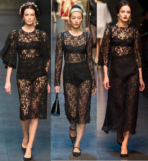 Dolce & Gabbana đã thực sự cạn ý tưởng? - 5