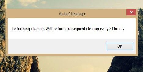 Tự động xóa rác cho Windows theo thời gian định trước - 2
