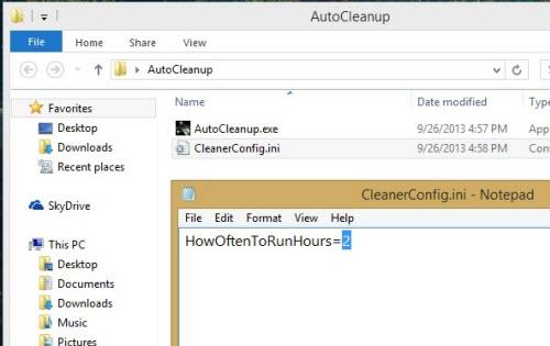 Tự động xóa rác cho Windows theo thời gian định trước - 5