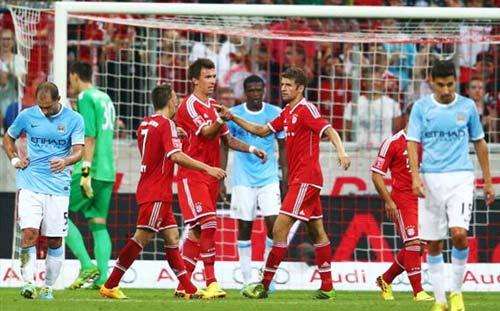 Man City tiếp Bayern: Thước đo bản lĩnh - 2