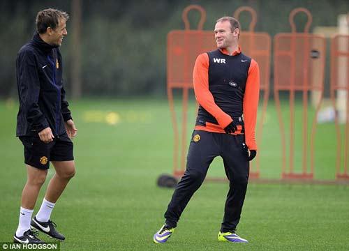 MU: Rooney – Persie sẵn sàng xung trận - 3