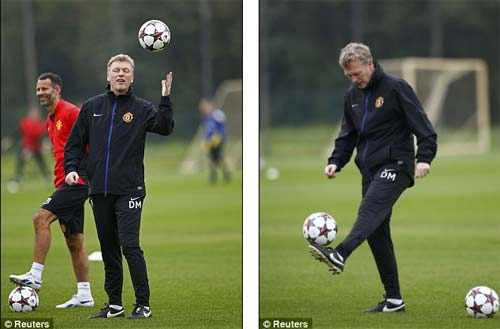 MU: Rooney – Persie sẵn sàng xung trận - 4