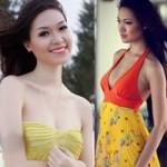 Thời trang - 21 góc ảnh đốt mắt của hoa hậu Thùy Dung