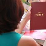 Giáo dục - du học - Thạc sĩ gác bằng về quê làm ruộng