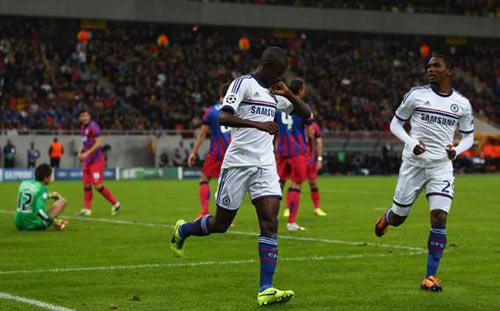 Steaua – Chelsea: Đòn trừng phạt - 1